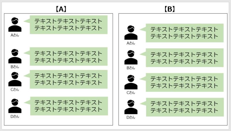 PowerPointの整列の使い方