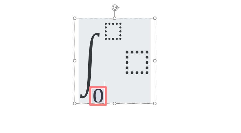 パワーポイントで数式を入力する方法